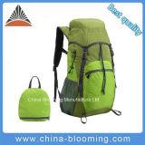 袋をハイキングするFoldableバックパック40L軽量旅行防水バックパック