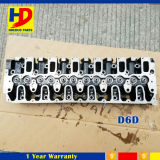 Cabeça de cilindro das peças de motor Diesel de D6d para peças sobresselentes da máquina escavadora de Volvo