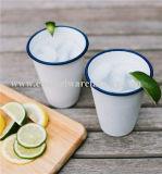 L'émail Expoter Tumbler Enamel Mug tasse de lait