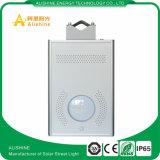 Im Freien wasserdichtes 8W LED Sonnenenergie-Straßenlaterneder Bewegungs-Fühler-Garten-Sicherheits-Lampen-