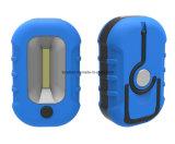 De werk-Lichte Magnetische Inbegrepen Batterijen W/Hook van de MAÏSKOLF