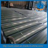 Folhas cheias do telhado do sistema de telhadura da emenda da posição do metal da liga de alumínio