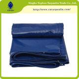 Bâche de protection colorée de haute résistance de PVC