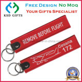 Follow-me100% Stickerei Keyholder/Schlüsselhalter