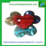 OEM 성탄일 Heart-Shaped 초콜렛 선물 포장 상자