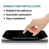 iPhone 7のためのプライバシー3Dの全中継の] Vintar 9hの反スパイの緩和されたガラススクリーンの保護装置