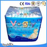 Пеленки младенца Vogly горячего надувательства устранимые для рынка Конго в цене по прейскуранту завода-изготовителя