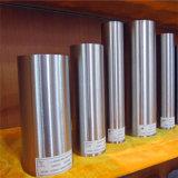 Tubo saldato rotondo 201 dell'acciaio inossidabile del metallo all'ingrosso grado 304 316