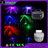 DMX DJ Stadiums-Licht des Disco-Geräten-2X10W der Basisrecheneinheits-LED
