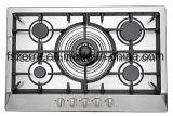 Fresa del gas del bruciatore degli apparecchi di cucina cinque (JZS5708)