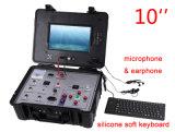 10 '' tiefe Vertiefungs-Inspektion-Kamera 10NA des Digital-Bildschirm-DVR