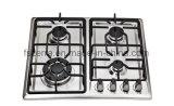 Bruciatori incorporati Jzs54205b della fresa 4 del gas degli apparecchi di cucina