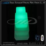Présidences de cube en meubles de DEL avec l'éclairage d'illumination