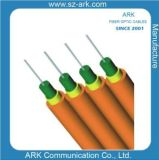 4 Fasern entsprechen Faser-Optikkabel