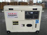 генератор 5kw 7kw 8kw 10kw супер молчком тепловозный