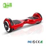 複車輪の情報処理機能をもったバランスのスクーター