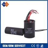 Cbb60 1+2ОФ 400 В переменного тока на основе металлических полипропиленовая пленка конденсатор для AC Topmay