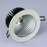 MAZORCA caliente del blanco LED Downlights de Dimmable del final blanco de la MAZORCA de 15W 18W