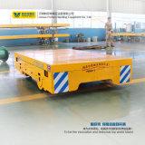 Carretilla especial eléctrica del transporte de la planta siderúrgica