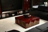 새로운 고아한 높은 광택 있는 색칠 커피용 탁자