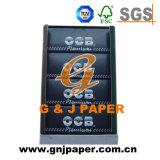 Hochwertiges Zigarettenpapier in der Kästchen-Verpackung