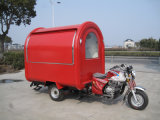 Carros do fast food do triciclo da motocicleta (SHJ-M360)