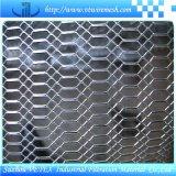 身に着け抵抗の拡大された金属線の網