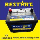지도 산성 저장 Mf 자동차 배터리 또는 자동 자동차 배터리 12V60ah-N50zlmf (BCI-24R)
