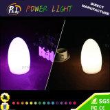 색깔 변화 결혼식 훈장 무선 LED 대기권 램프