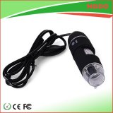 Microscopio eccellente del USB Digital del Portable 500X con 8 indicatori luminosi del LED