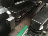 Двойная головная машина для прикрепления этикеток втулки Shrink (материал PVC)
