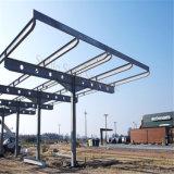 Costruzione d'acciaio della stazione di rifornimento di carburante con periodo ridotto