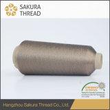 Abnutzung-Reresistant metallisches Gewinde für das Stricken