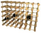 12-48 estante de visualización cúbico del vino del estante de madera clásico del vino de la botella