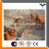 Piedra y arena que machacan y que defienden la cadena de producción