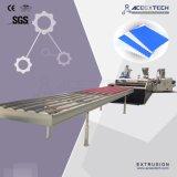 Belüftung-gewölbte Dach-Blatt-Strangpresßling-Maschine