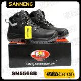 Zapatos de seguridad compuestos de Kevlar Midsole del casquillo de la punta de la mejor calidad Sn5568