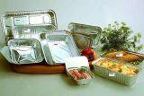 [إك-فريندلي] [ألومينوم فويل] وعاء صندوق مع منافس من الوزن الخفيف