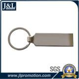O metal Keychain do logotipo do cliente da impressão livra o molde