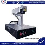 Машина маркировки лазера волокна потребления низкой энергии для лихтера