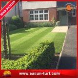 Moquette artificiale d'abbellimento sintetica dell'erba del tappeto erboso 35mm dell'erba