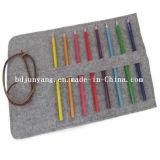 Rollen glaubte oben Bleistift-Beutel-Bleistift-Fall-Feder-Beutel