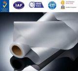 Película transparente del claro termoplástico de encargo TPU del poliuretano del grado médico, película transparente impermeable arriba elástico de TPU, película que lamina de TPU