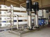 Sistema di trattamento di acqua minerale diplomato Ce