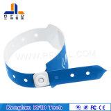 Vario Wristband universal del papel revestido de la viruta RFID para la playa