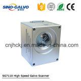 Cabeça Cost-Effective do Galvo Sg7110 para a marcação do laser do CO2