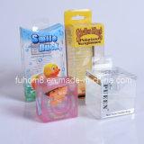 カスタム明確なFoldable印刷PP/PVC/Petのプラスチック包装ボックス