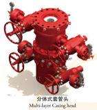 Mehrschichtiges Gehäuse API-6A verwendet im Ölfeld