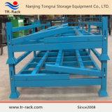 Estantería de apilado de acero industrial resistente con 10 años de tiempo de garantía