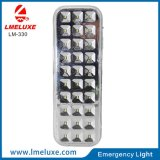 Un indicatore luminoso Emergency ricaricabile dei 30 LED